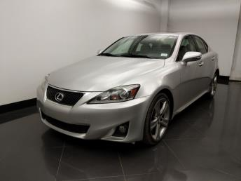 2011 Lexus IS 250  - 1060164780
