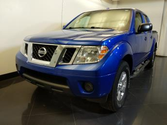 Used 2012 Nissan Frontier