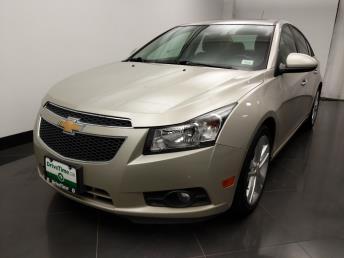 Used 2013 Chevrolet Cruze
