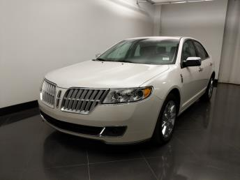 2011 Lincoln MKZ  - 1060164957