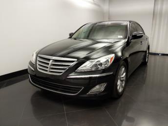 2013 Hyundai Genesis 3.8 - 1060165053