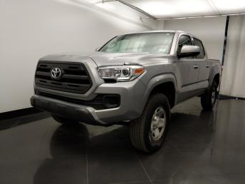 Used 2017 Toyota Tacoma