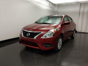 Used 2017 Nissan Versa