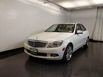 Used 2010 Mercedes-Benz C300