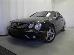 2005 Mercedes-Benz CL-Class