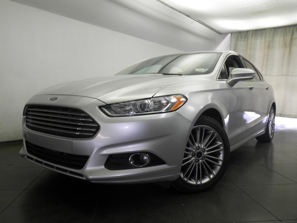 2013 Ford Fusion SE - 1070055415