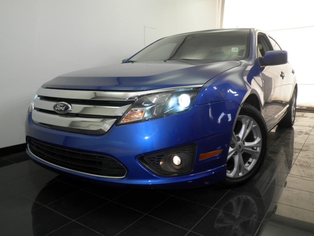2012 Ford Fusion - 1070060204