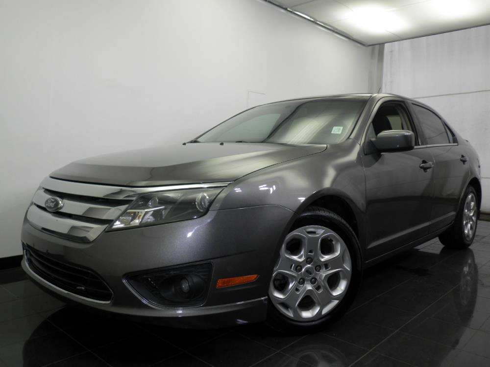 2010 Ford Fusion - 1070060312