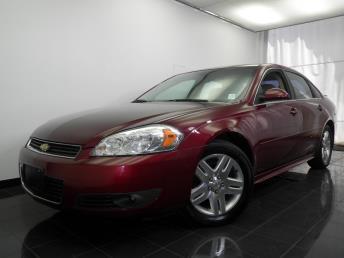 2011 Chevrolet Impala - 1070060453