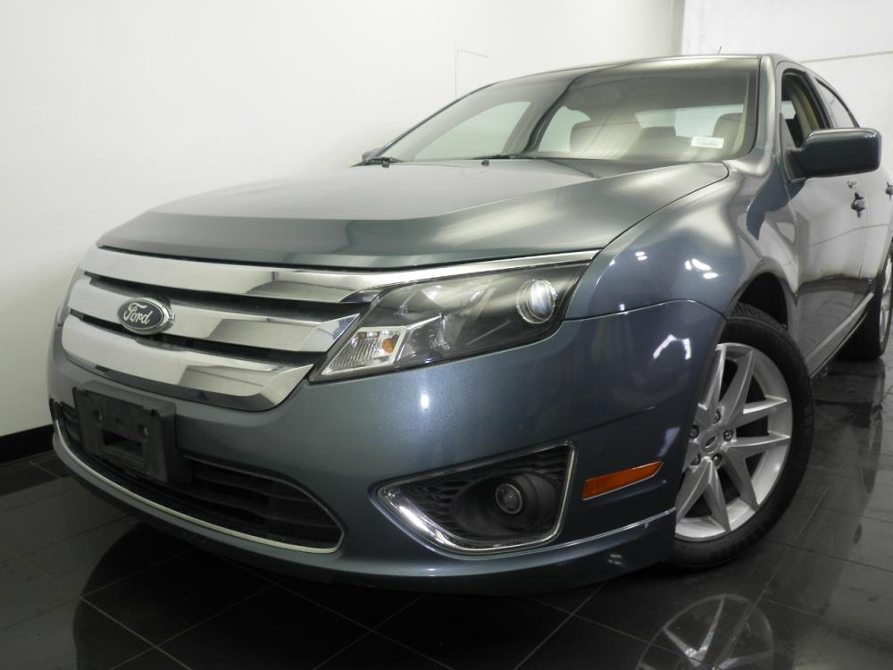 2012 Ford Fusion - 1070060561