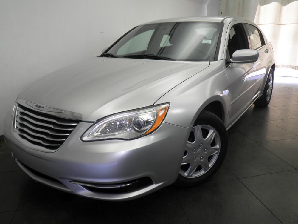 2012 Chrysler 200 - 1070060876