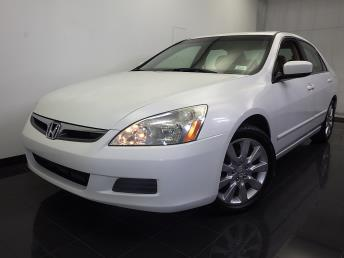 2006 Honda Accord - 1070061195