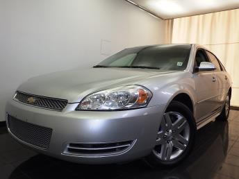 2012 Chevrolet Impala - 1070061498