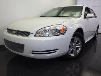 2012 Chevrolet Impala - 1070061554