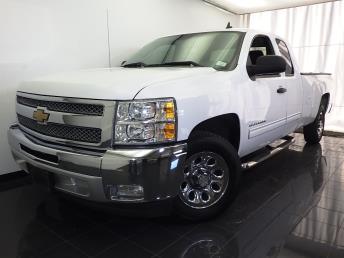 2012 Chevrolet Silverado 1500 - 1070061699
