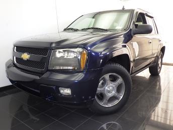 2008 Chevrolet TrailBlazer - 1070061833