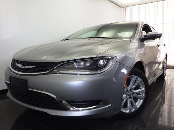 2015 Chrysler 200 - 1070062150