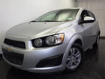 2015 Chevrolet Sonic - 1070062324