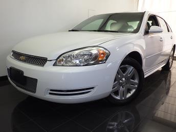 2012 Chevrolet Impala - 1070062331