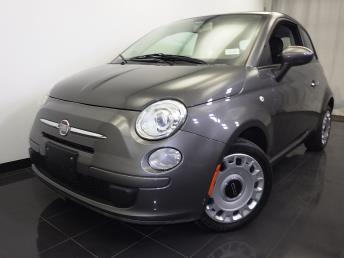 2012 FIAT 500 - 1070062336