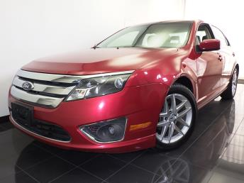 2011 Ford Fusion - 1070062794