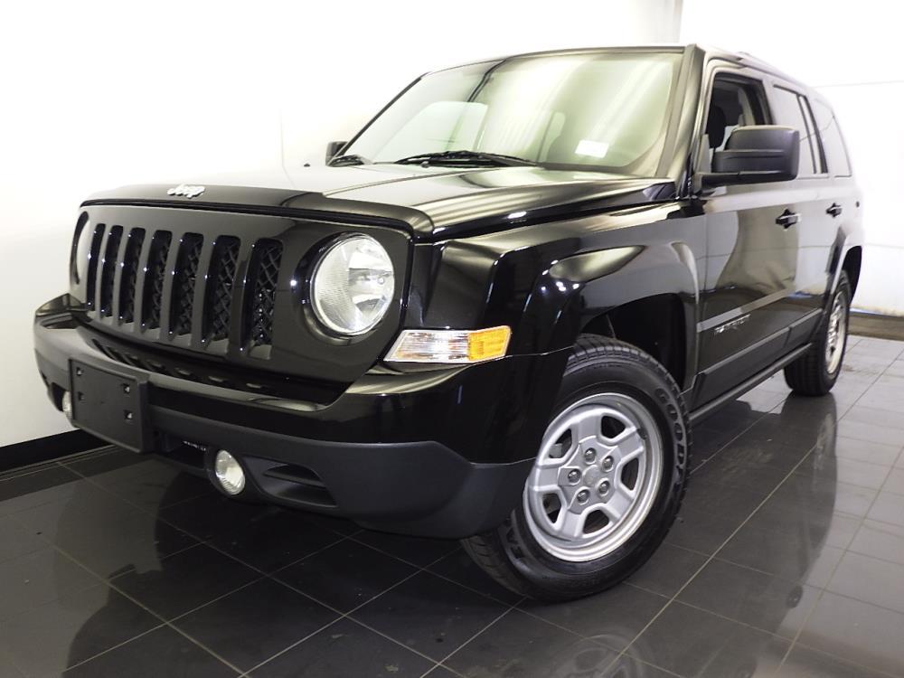 2014 jeep patriot for sale in las vegas 1070062958 drivetime. Black Bedroom Furniture Sets. Home Design Ideas