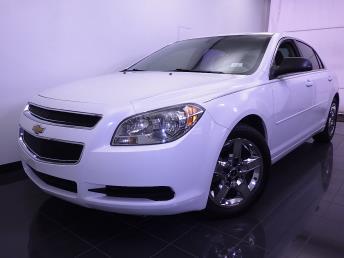 2012 Chevrolet Malibu - 1070063176