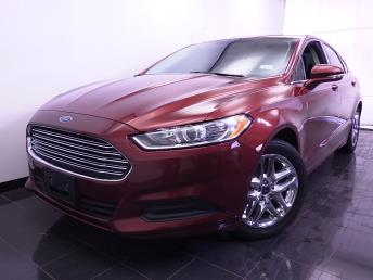 2014 Ford Fusion - 1070063282