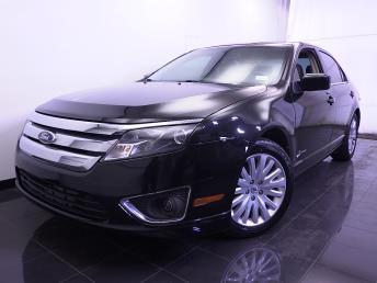 2012 Ford Fusion Hybrid - 1070063416