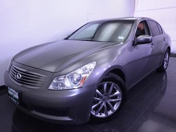 2009 INFINITI G37 Sedan - 1070063811