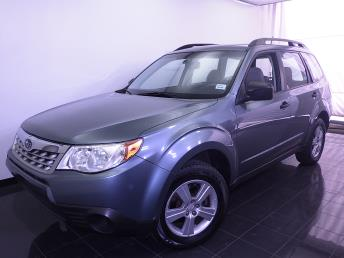 Used 2012 Subaru Forester