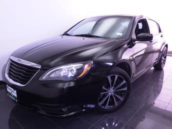 2012 Chrysler 200 - 1070064074