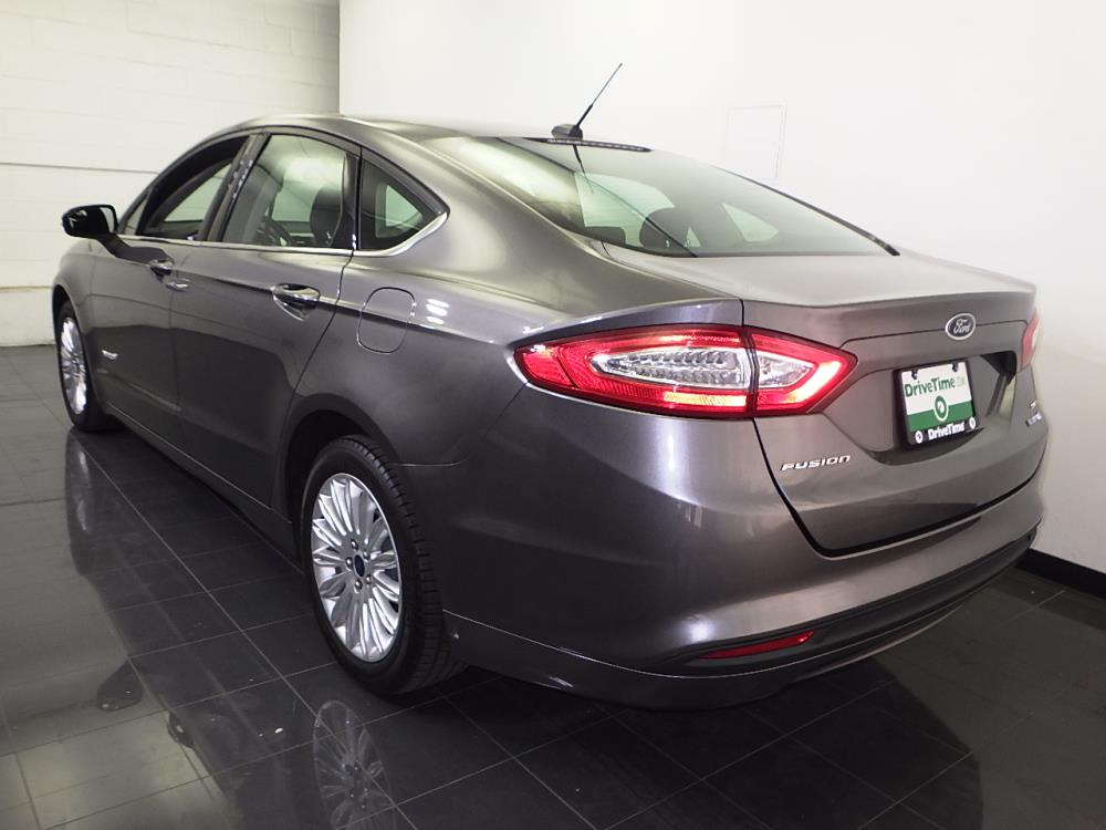 2014 ford fusion se hybrid for sale in las vegas 1070064592 drivetime. Black Bedroom Furniture Sets. Home Design Ideas