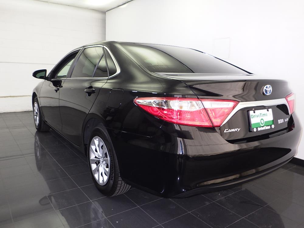 2016 toyota camry hybrid le for sale in las vegas. Black Bedroom Furniture Sets. Home Design Ideas