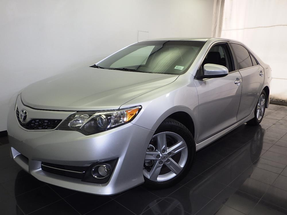 2014 Toyota Camry SE for sale in Las Vegas | 1070065023 ...