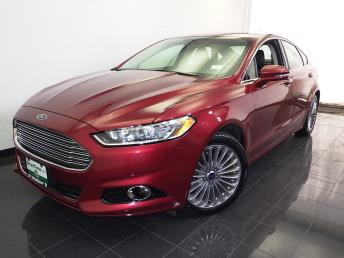 2016 Ford Fusion - 1070065065