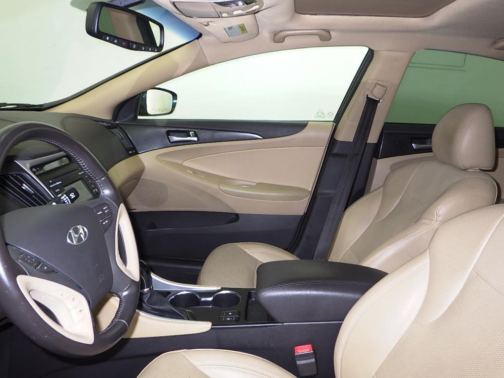 2014 Hyundai Sonata Limited - 1070065105
