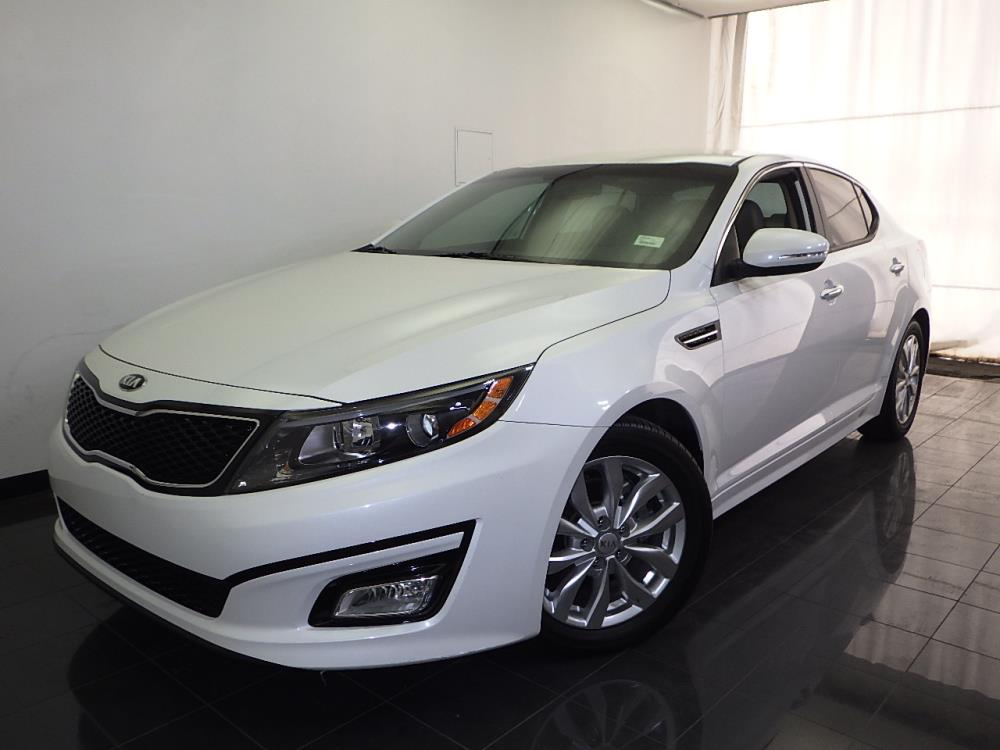 2015 Kia Optima EX - 1070065159