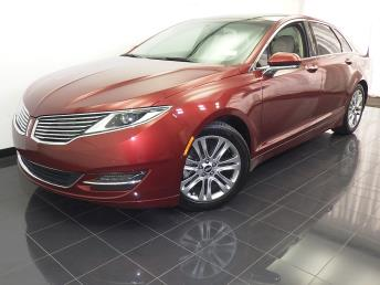 2014 Lincoln MKZ  - 1070065205