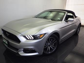 2015 Ford Mustang EcoBoost Premium - 1070065212
