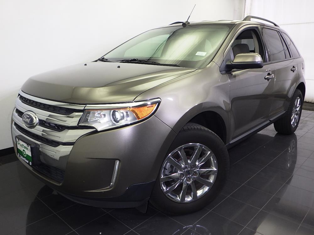 2014 Ford Edge SEL - 1070065427