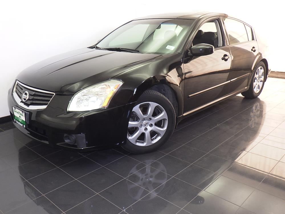 2007 nissan maxima sl for sale in las vegas 1070065482 drivetime. Black Bedroom Furniture Sets. Home Design Ideas