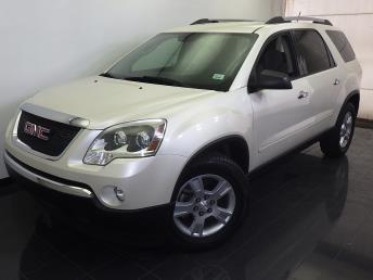 2012 GMC Acadia - 1070065488