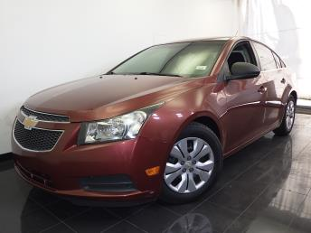 2012 Chevrolet Cruze - 1070065630