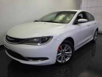 2015 Chrysler 200 - 1070065661