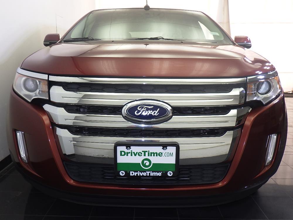 2014 Ford Edge SEL - 1070065687