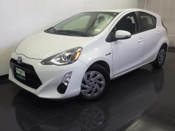 Used 2016 Toyota Prius