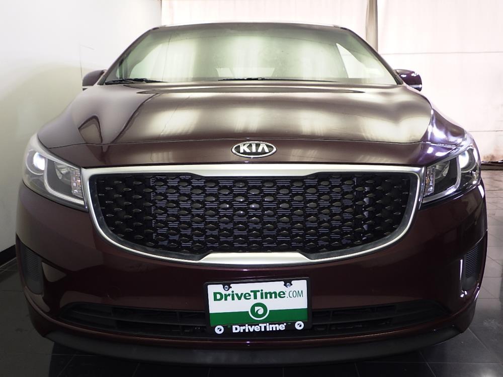 2017 Kia Sedona LX - 1070065859