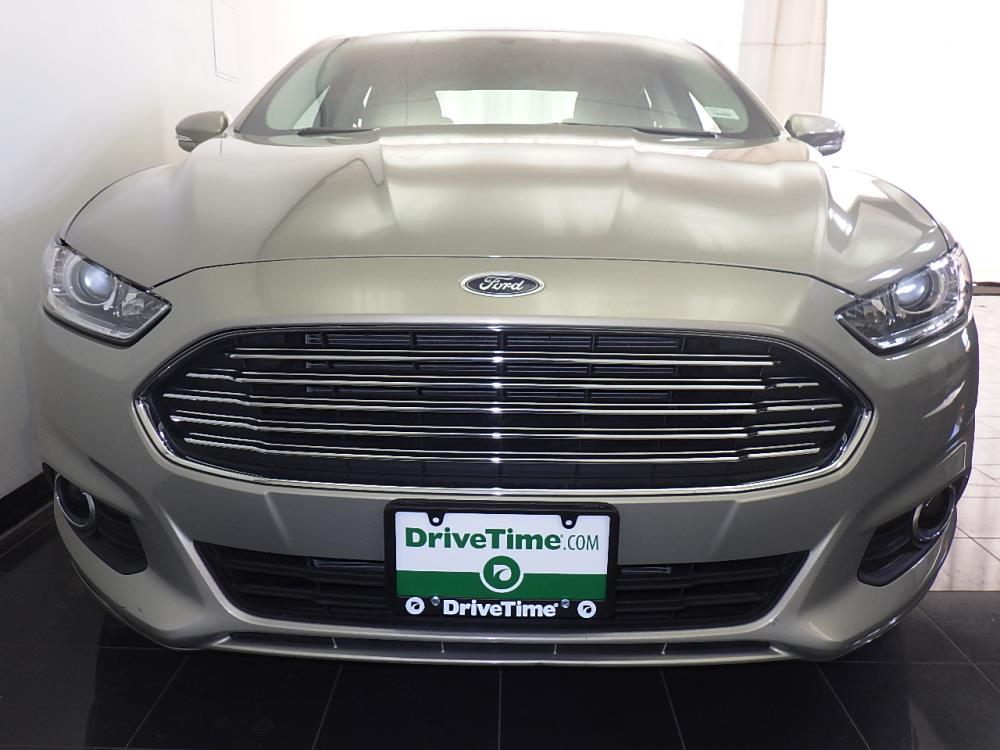 2015 Ford Fusion SE - 1070065943