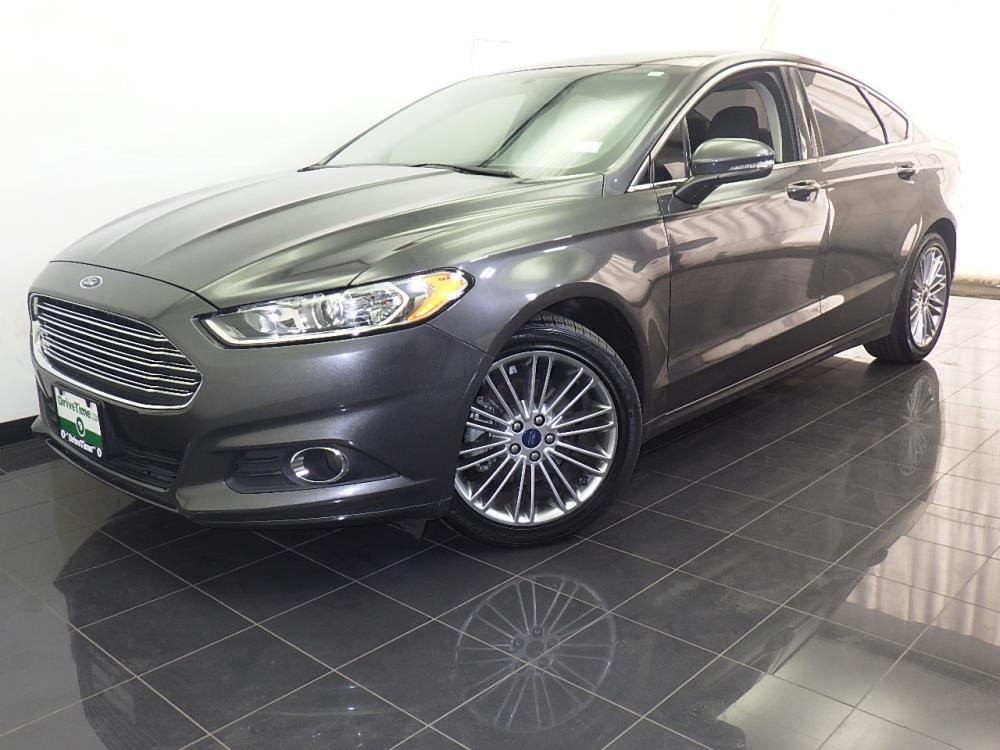 2015 Ford Fusion SE - 1070065948